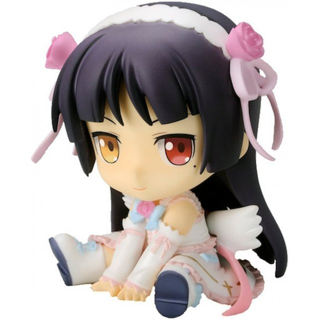 Ore No Imouto Ga Konna Ni Kawaii Wake Ga Nai Non Scale Pre-Painted PVC Figure: Petanko Holy Angel Kamineko