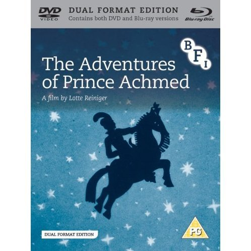 The Adventures of Prince Achmed [Blu-ray+DVD]