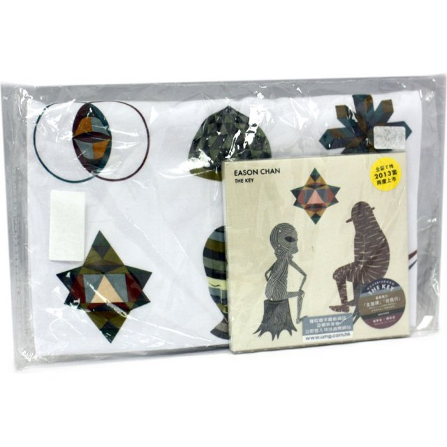The Key [CD+T-Shirt 2nd Limited Edition]