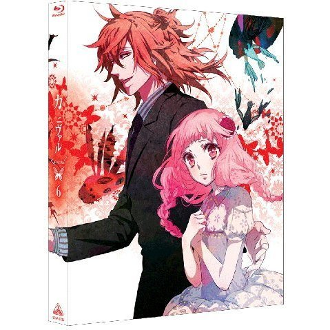 Karneval / Carnival Vol.6 [Blu-ray+CD Limited Edition]