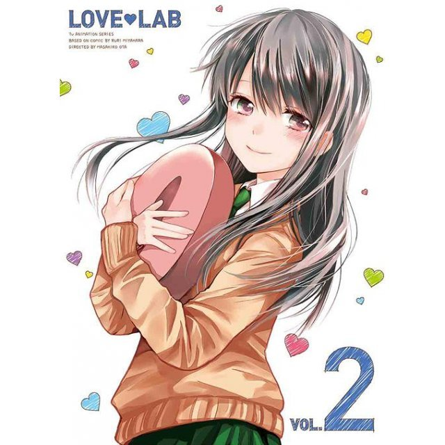 Love Lab / Renai Lab Vol.2 [DVD+CD Limited Edition]