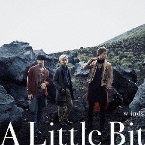 A Little Bit [CD+DVD Limited Edition Type A]