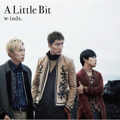 A Little Bit [CD+DVD Limited Edition Type B]