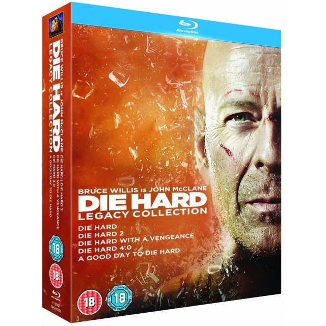 Die Hard: Legacy Collection