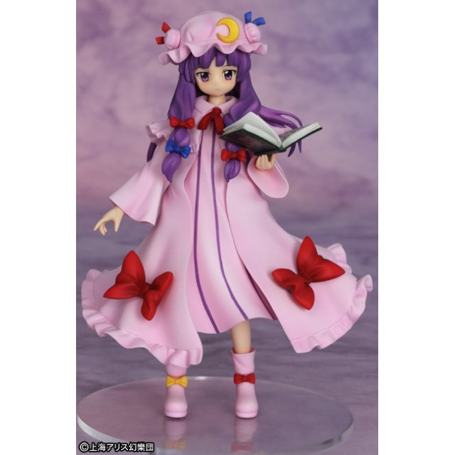 Touhou Project 1/10 Scale Pre-Painted PVC Figure: Patchouli Knowledge