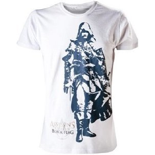 Ubisoft Assassin's Creed IV: Black Flag - Edward White Men's Tee (S)
