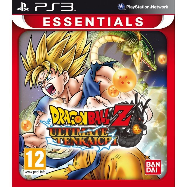 Dragon Ball Z: Ultimate Tenkaichi (Essentials)