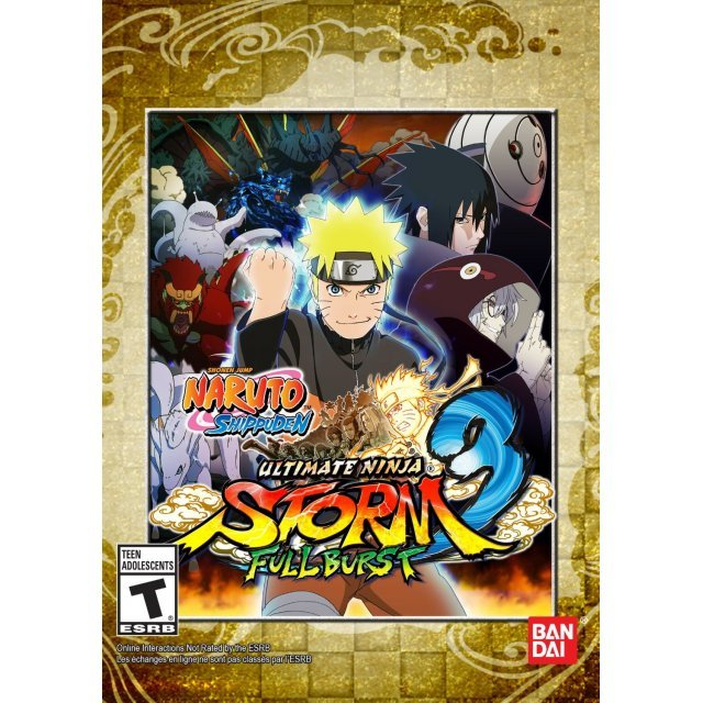 Naruto Shippuden: Ultimate Ninja Storm 3 Full Burst (Steam)
