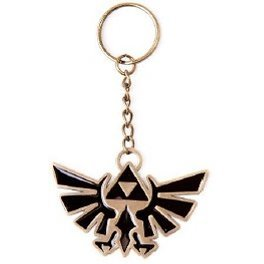 Nintendo The Legend of Zelda - Enameled Metal Keychain