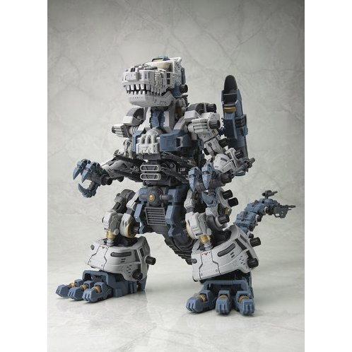 Zoids HMM 1/72 Scale Pre-Painted Plastic Model Kit: RZ-001 Gojulus
