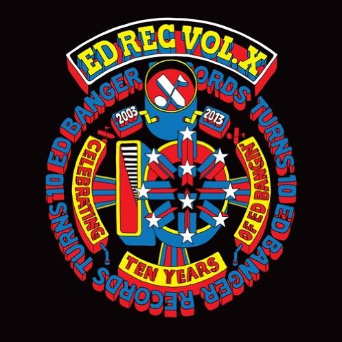 Ed Rec Vol. X [2LP+CD]