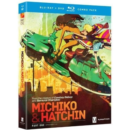 Michiko to Hatchin: Part One (Episodes 1-11)