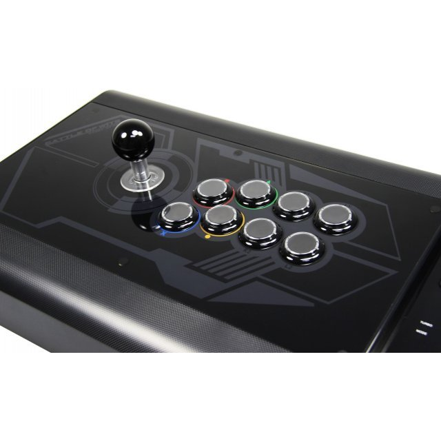 Qanba Q2 Pro LED Arcade Joystick PS3 (Black)