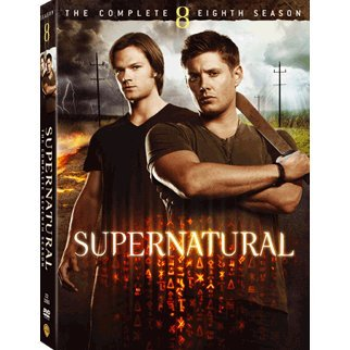 Supernatural Season 8 [6DVD]