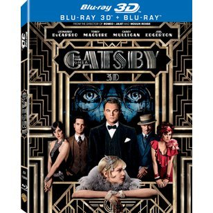 The Great Gatsby [3D+2D Special Cover Limited Edition]