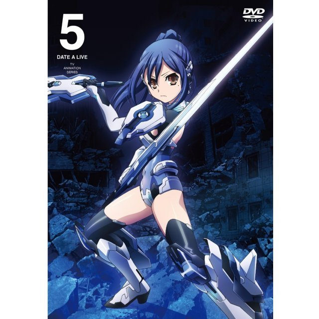 Date A Live Vol.5 [Limited Edition]