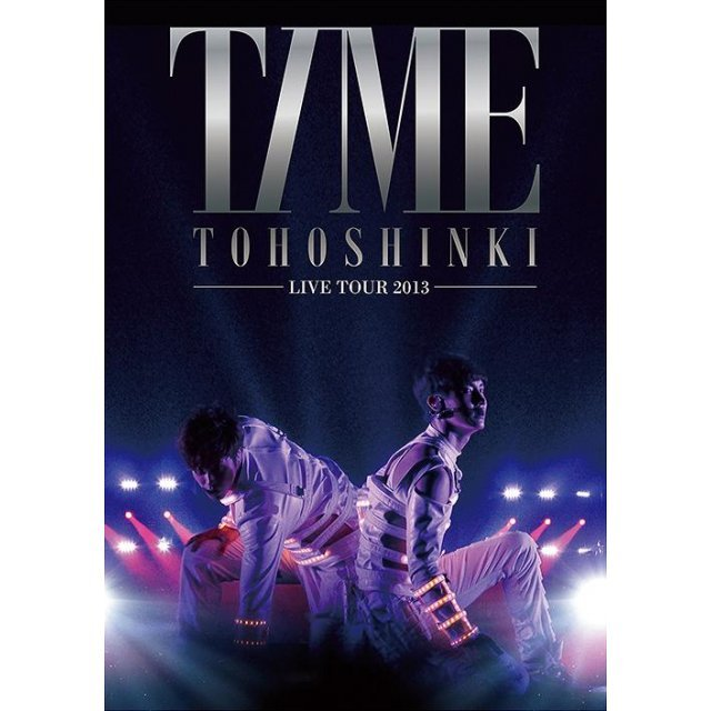 Tohoshinki Live Tour 2013 - Time
