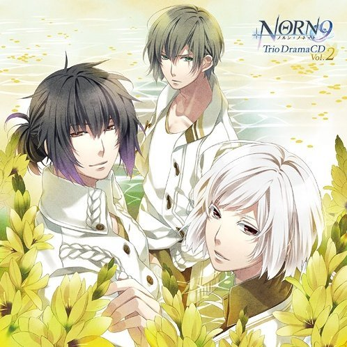 Norn9 Norn + Nonette Trio Drama CD Vol.2