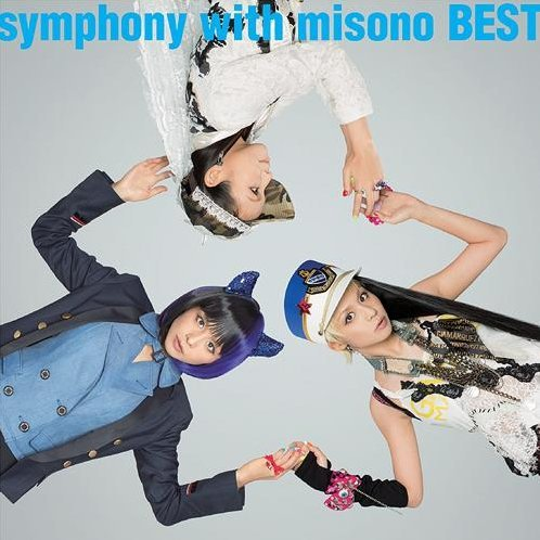 Symphony With Misono Best [CD+DVD]