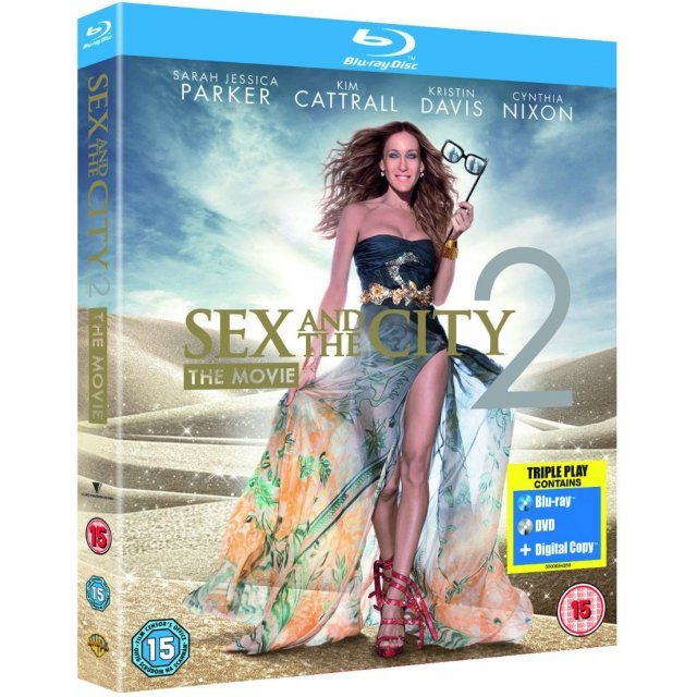 Sex and the City: The Movie 2