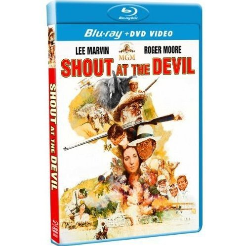 Shout at the Devil [Blu-ray+DVD]