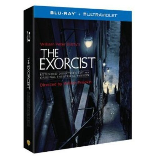 The Exorcist [Blu-ray+UltraViolet]