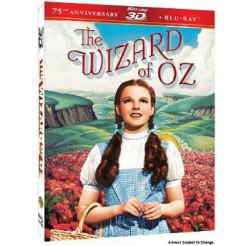The Wizard of Oz 3D [75th Anniversary Edition]
