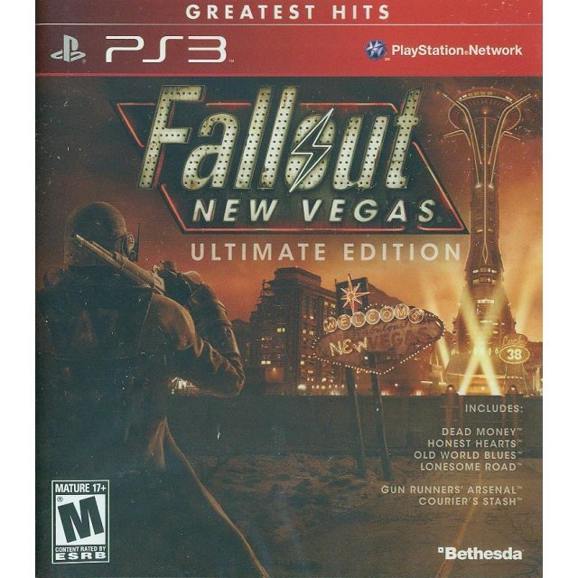 Fallout New Vegas: Ultimate Edition (Greatest Hits)