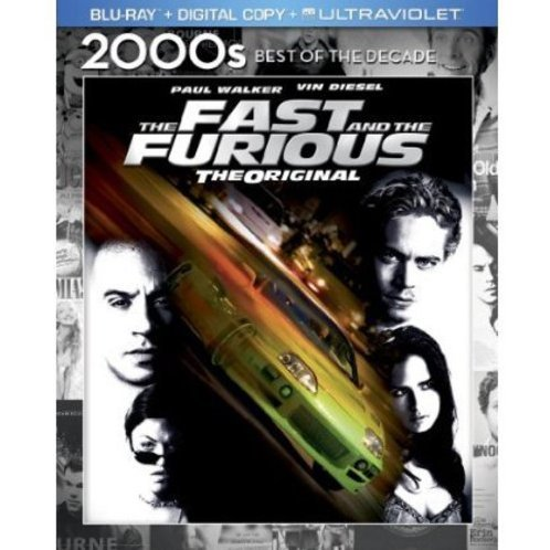 The Fast and the Furious [Blu-ray + Digital Copy]