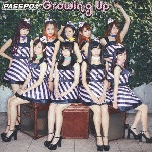 Growing Up First Class Edition [CD+DVD Limited Edition]