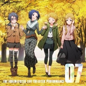 Idolmaster Million Live - The Idolm@ster / The Idolmaster Live The@ter Performance Vol.7 [Limited Edition]