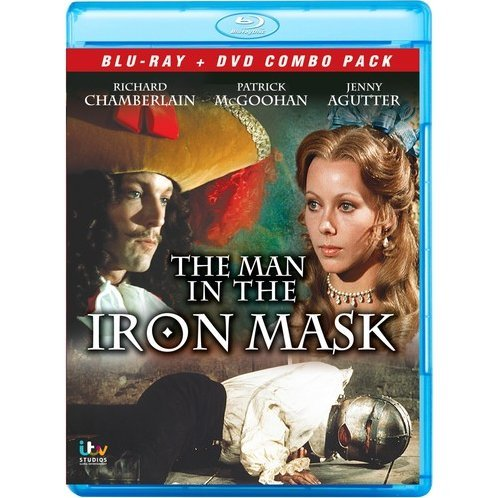 Man in the Iron Mask [Blu-ray+DVD]