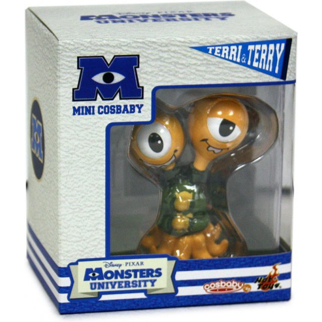 Monsters University - Terri & Terry - Cosbaby