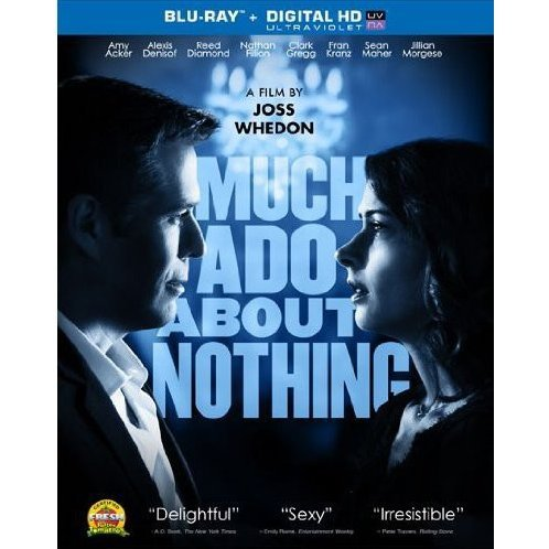 Much Ado About Nothing [Blu-ray+Digital Copy+UltraViolet]