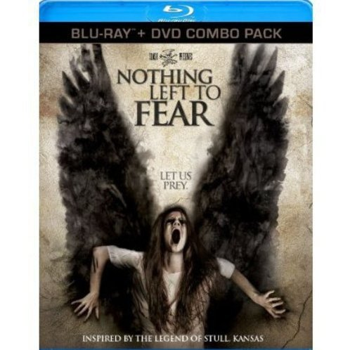 Nothing Left to Fear [Blu-ray+DVD]