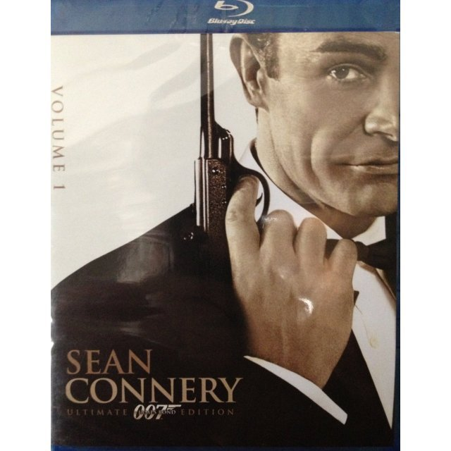 Sean Connery 007 Ultimate Edition: Vol. 1