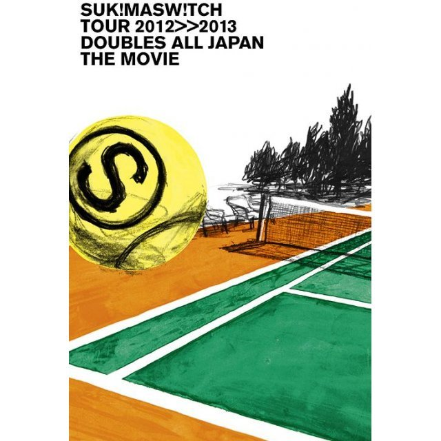 Tour 2012-2013 - Doubles All Japan The Movie [Limited Edition]