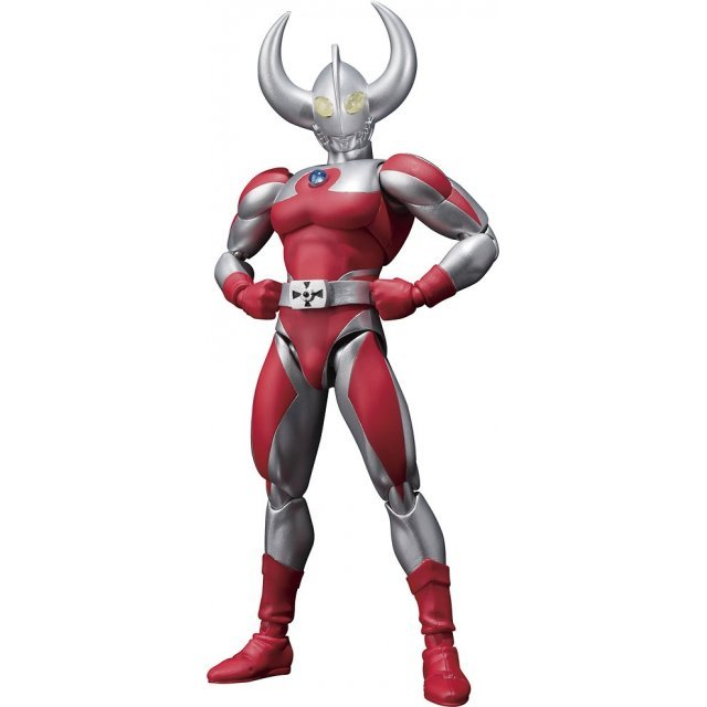 Ultra-Act Ultraman Ace Non Scale Pre-Painted PVC Figure: Father of Ultra (Re-run)