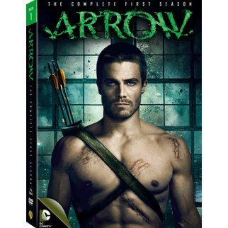 Arrow Season 1 [5DVD]