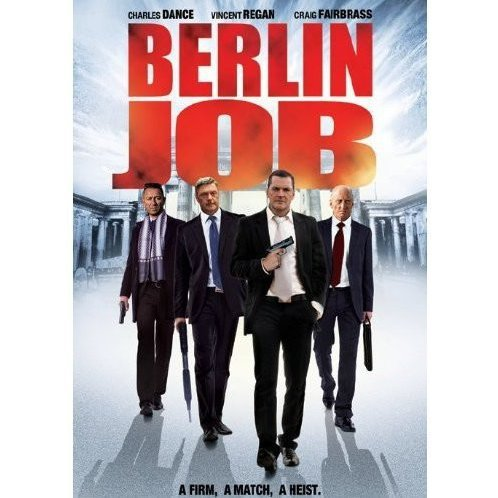Berlin Job [Blu-ray+DVD]