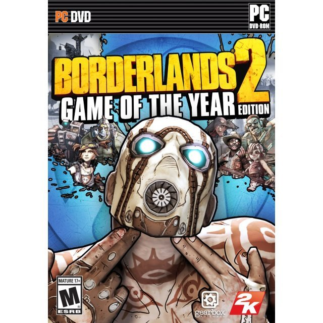 Borderlands 2 (Game of the Year Edition) (DVD-ROM)