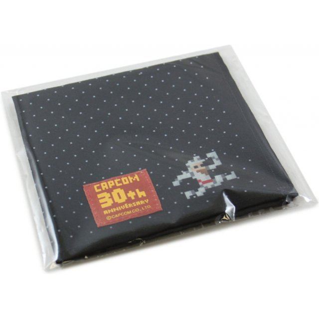 Capcom 30th Anniversary Handkerchief: Ghosts'n Goblins