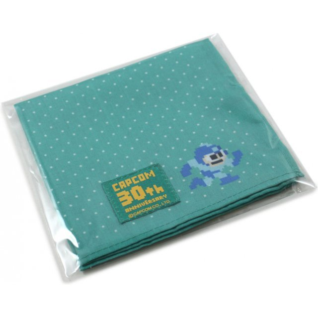 Capcom 30th Anniversary Handkerchief: Rockman