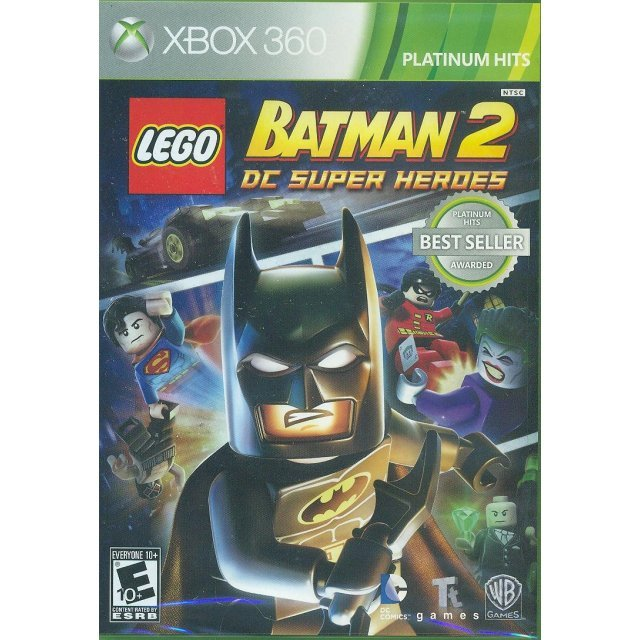 LEGO Batman 2: DC Super Heroes (Platinum Hits)