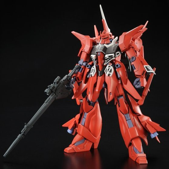 Mobile Suit Gundam Unicorn HGUC 1/144 Rebawoo