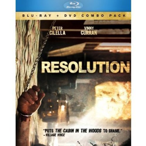 Resolution [Blu-ray+DVD]