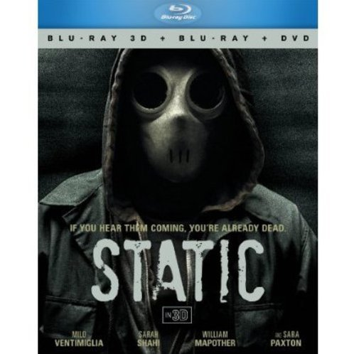 Static [Blu-ray3D+Blu-ray+DVD]