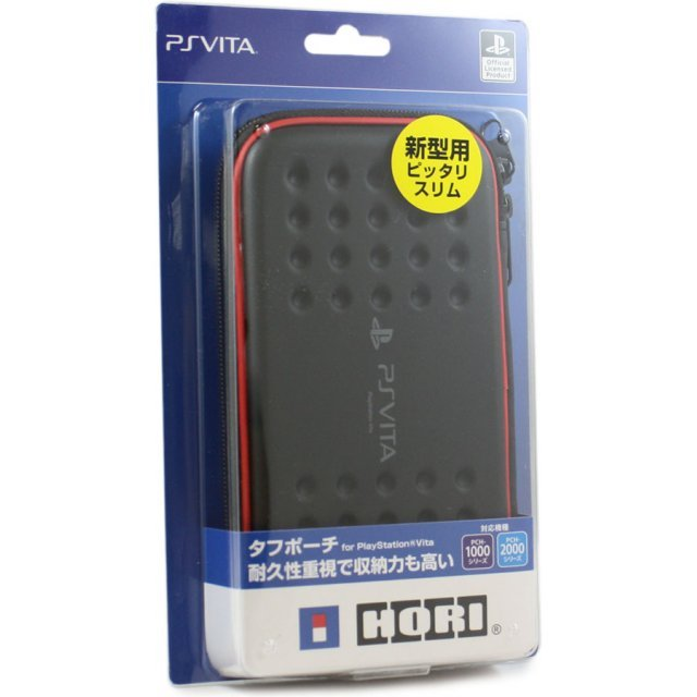 Tough Pouch for PS Vita PCH-2000 (Black)