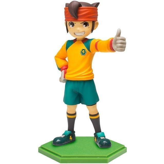 Inazuma Eleven Legend Player Non Scale Pre-Painted PVC Figure: Endou Mamoru