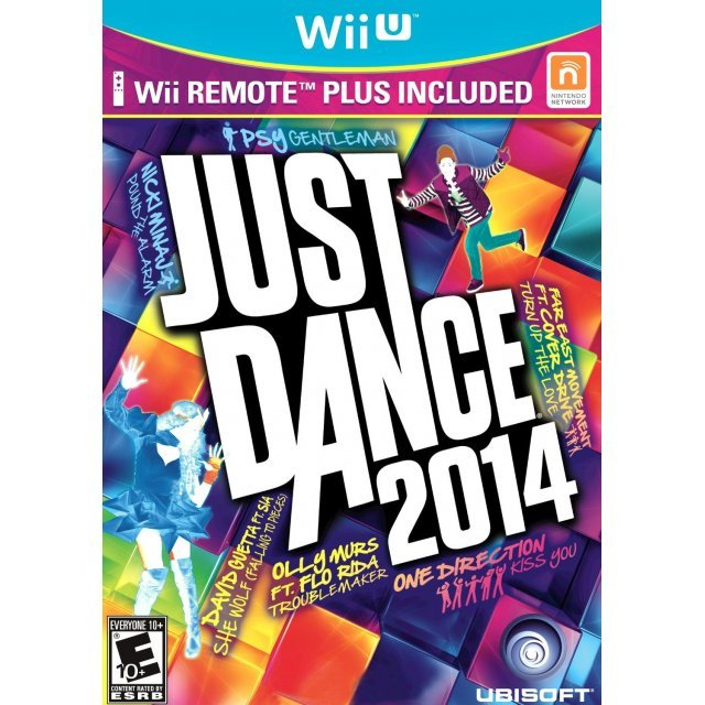 Just Dance 2014 (w/ Wii Remote)